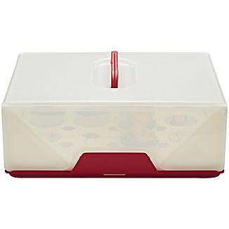Chef'n® Kuchentransportbox mit Cupcake-Einsätzen