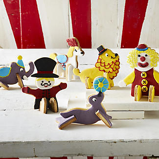 3D Circus Cookie Cutters alt image 2