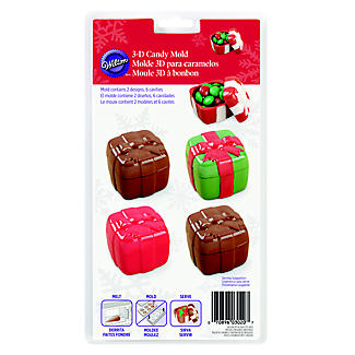 Wilton® Candy Melts® Present Mould alt image 2