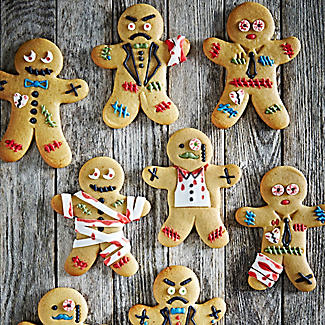 Gingerbread Boy Cookie Cutters alt image 2