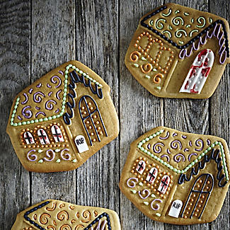 Gingerbread House Cookie Cutters alt image 2