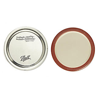 Ball Regular Mouth Mason Jar Lids - Pack of 12 alt image 2