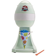 Snow Cone Slushy Maker Gift Set