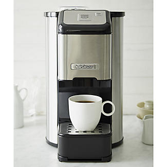 Cuisinart® One Cup Grind and Brew Filter Coffee Machine DGB1U alt image 2