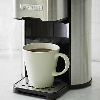 Cuisinart® One Cup Grind and Brew Filter Coffee Machine DGB1U alt image 3