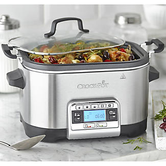 Crock-Pot 5.6L Family Multi and Slow Cooker CSC024 alt image 2
