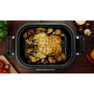 Crock-Pot 5.6L Family Multi and Slow Cooker CSC024 alt image 5