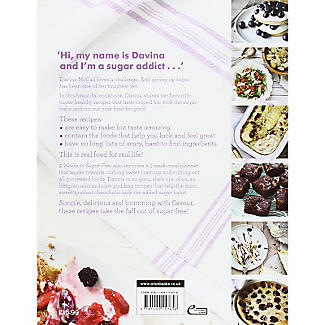 Davina's 5 Weeks to Sugar Free Book alt image 2
