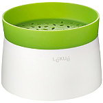 Lékué Microwave Cookware - Green & White Rice Cooker 1L