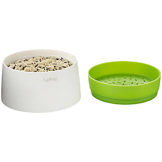 Lékué Microwave Cookware Green and White Rice and Grain Cooker 1 Litre alt image 3
