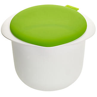 Lékué Microwave Cookware - Green & White Cheese Maker alt image 3