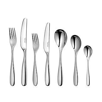 Robert Welch Stanton 7-Piece Place Setting Cutlery Set alt image 3