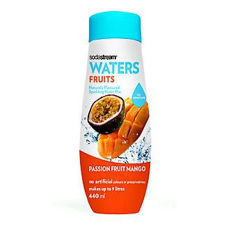 12235ea25f59 SodaStream Fruits Mango & Passion Fruit Natural Flavour 440ml | Lakeland