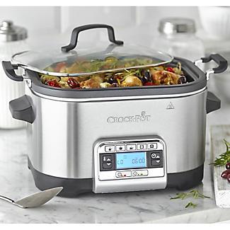 Crock·Pot® Digitaler Schmor- und Multifunktionstopf, 5,6 Liter alt image 2
