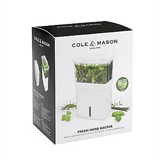Cole & Mason Fresh Cut Herb Keeper alt image 4