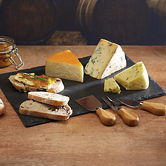 Artesa Cheese Platter & Knife Set alt image 2