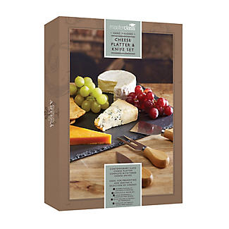 Artesa Cheese Platter & Knife Set alt image 3
