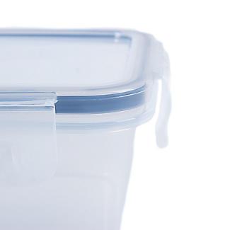 1.1L Clip Top Airtight Food Storage Container alt image 4
