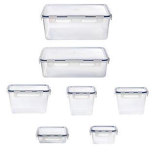 1.1L Clip Top Airtight Food Storage Container alt image 6