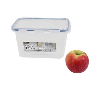 1.7L Clip Top Airtight Food Storage Container alt image 2