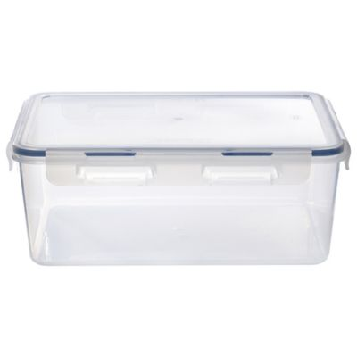 Clip Top Airtight Food Storage Container 5l Lakeland