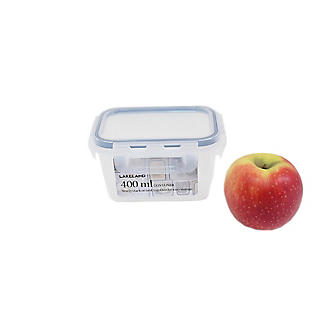 400ml Clip Top Airtight Food Storage Container alt image 2