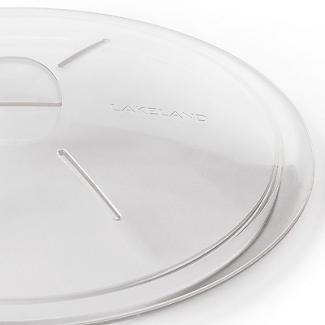 Schmutzabweisendes Mikrowellengeschirr, Multifunktionstopf, rot, 2,1 L alt image 5