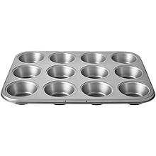 Mary Berry With Lakeland 12 Cup Muffin Tin