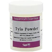 Rainbow Dust Tylo Powder - 50g Makes Edible Glue & Thickens Icing