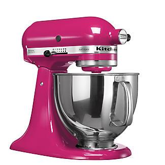 Kitchenaid Artisan Stand Mixer 4 8l Cranberry Pink