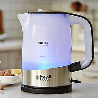 Russell Hobbs 1L Brita® Water Filter Kettle alt image 2
