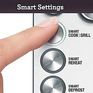 Sage The Quick Touch Crisp Microwave BMO700BSS alt image 6