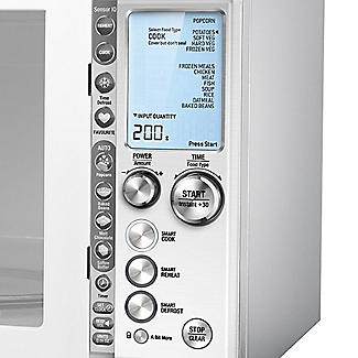 Sage The Quick Touch Crisp Microwave BMO700BSS alt image 7