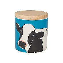 Joules 1 Litre Cow Storage Jar