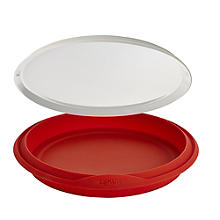 Lékué Microwave Tarte Tatin 2-in-1 Mould and Serving Plate