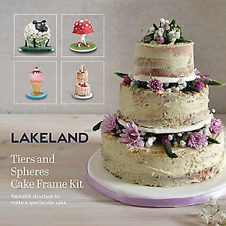 Tiers & Spheres Anti-Gravity Cake Kit alt image 11