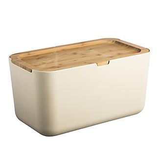 Typhoon Nubu Cream Bread Bin Lakeland
