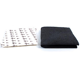 Grease and Charcoal Cooker Hood Filter Set