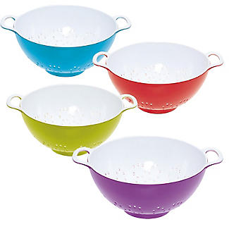 Kitchencraft Colourworks Large Colander 26cm – Colours Vary
