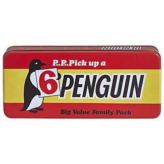 Penguin Biscuit Tin