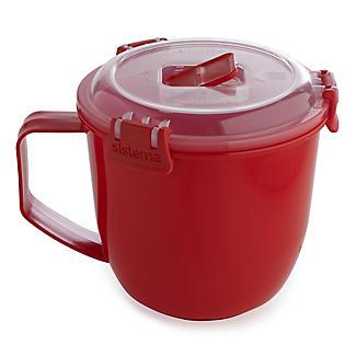 Sistema® Klip It Soup Mug 900ml