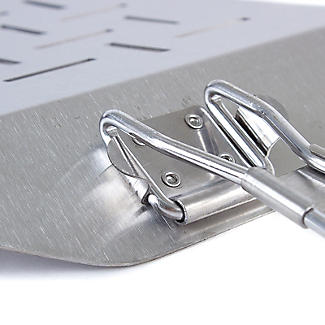 Stainless Steel Folding Bread Peel alt image 3