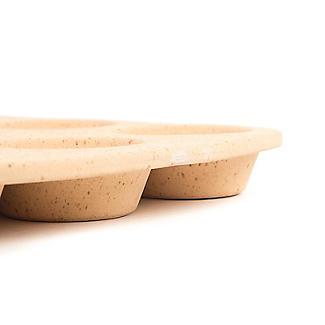 Lakeland 12er-Muffinform aus unglasiertem Steingut alt image 4