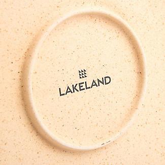 Lakeland Runde Backform aus unglasiertem Steingut alt image 5