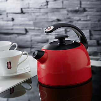 Wesco Whistling Water Kettle Red alt image 2