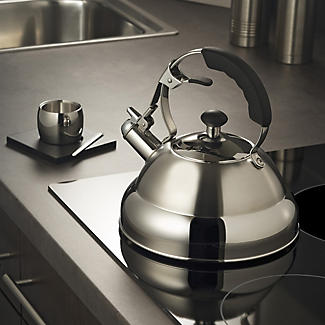 Wesco Classic Line Stovetop Kettle Stainless Steel alt image 2