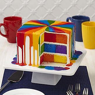 Wilton Checkerboard Square Cake Pan Set alt image 6