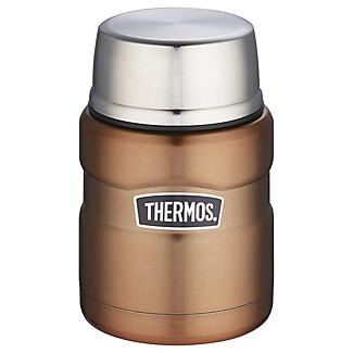 Thermos® King Small Copper Food Flask