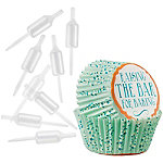 Wilton Shot Top Cupcake Cases & Topper Infuser Set