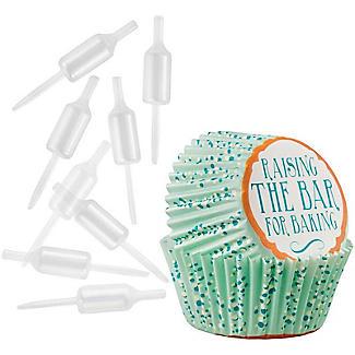 Wilton Shot Top Cupcake Cases & Topper Infuser Set